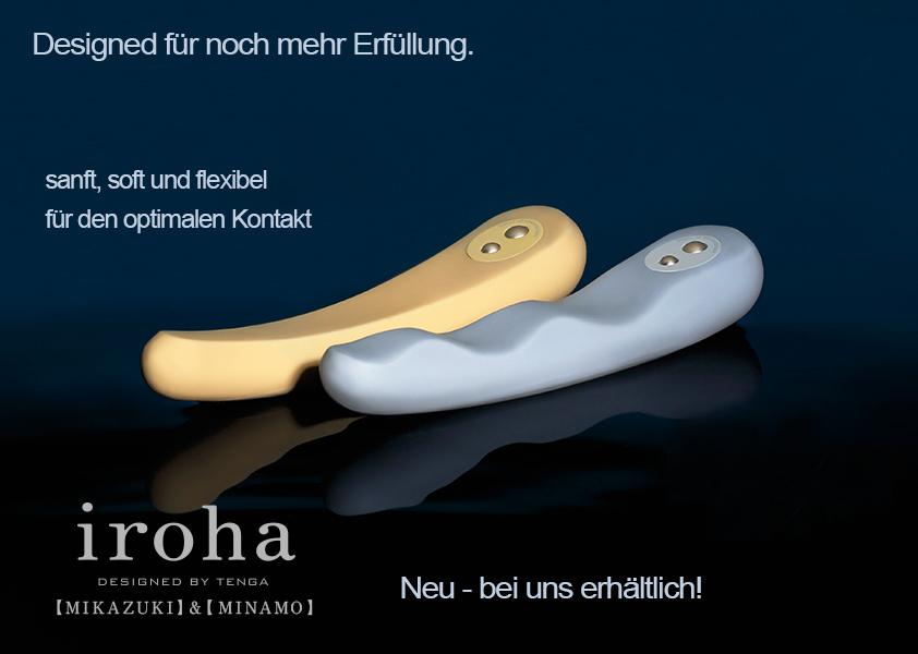 Iroha Vibratoren Tenga