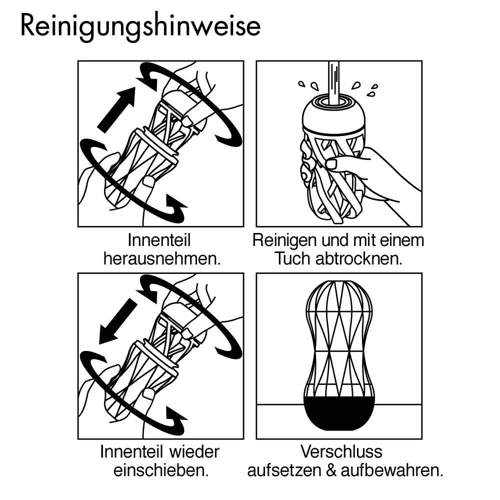 Air-Tech-Squeeze Reinigung