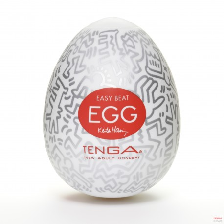Tenga Keith Haring Egg Party - Let's get the party started!