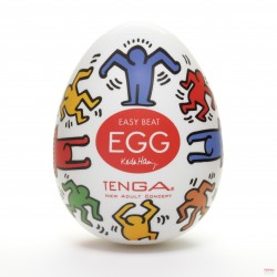 Tenga Keith Haring Egg Dance - Dance the night away!