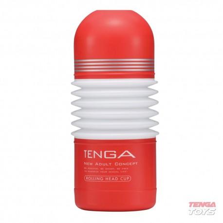 Tenga Original Rolling Head Cup
