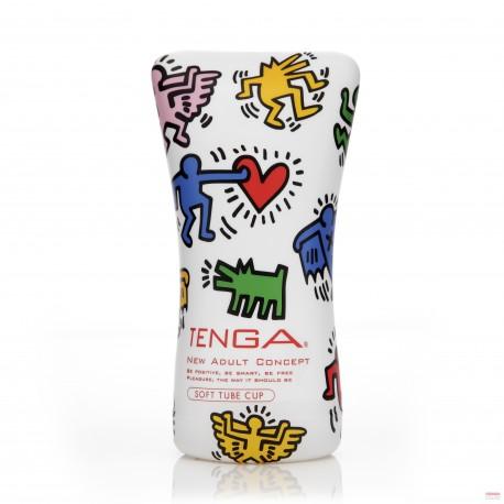 Tenga Keith Haring Soft Tube Cup