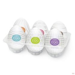 Tenga Egg Variety 6er Serie 1
