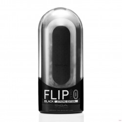 Tenga FLIP 0 (ZERO) - Strong Black Edition